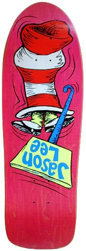 Blind Skateboards Jason Lee Deck early 90's #skate