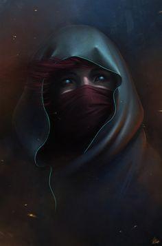 Her Nightmares (B4: Downfall of Hope) ~Wendy Hamlet (Evade by Sergeant-Small in Digital Paintings)