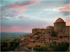 Tuscany, Italy. Where time seems to have stopped because everything within it is too precious to change.