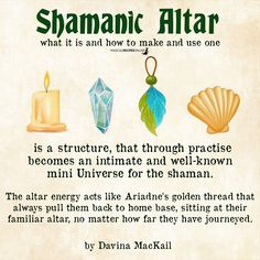 Ritual Magic, Magic Spells, Pagan Fashion, Wiccan Altar, Book Of Shadows, Spelling, Natural, How To Become, Altars