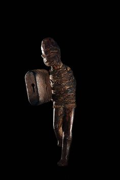 Vodun:African Voodoo is an exhibition of the amazing private collection of Voodoo art collated by African and tribal art expert Jacques Kerchache. African Voodoo, African Art, Sacred Feminine, Tribal Art, Occult, Lion Sculpture, Carving, Ghosts, Statues