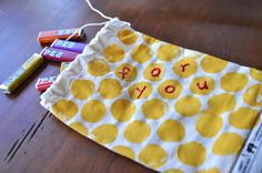 I Am Momma - Hear Me Roar: Painted Mail Bags