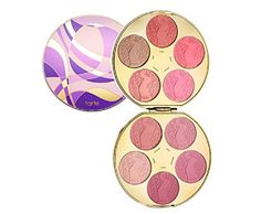 Tarte Works of Tarte Color Wheel Amazonian Clay Blush Palette ** More info could be found at the image url.