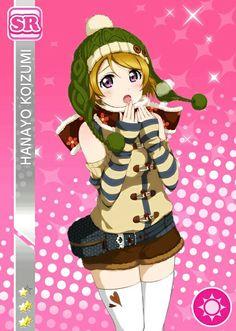 Hanayo SR 12/2013