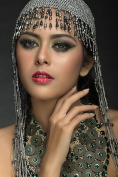 cleopatra beauty concept,  the muse, una.