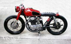 1969 Honda CB350 - VintageCustoms