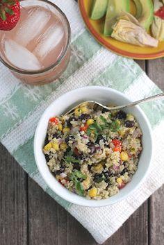 The Devil's Food Advocate: Quinoa Salad