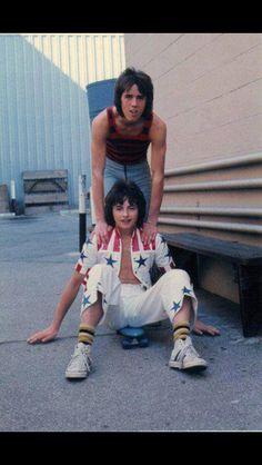 Woody & Ian