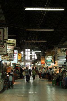 Bogyoke Market (Scott Market). It was meh, but every guide book says it has to be seen.