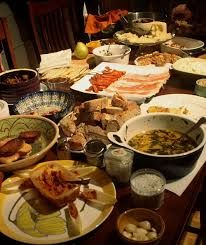tapas dinner party table - Google Search
