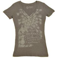 Pride and Prejudice book cover women's t-shirt | Outofprintclothing.com