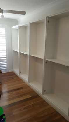Billy Bookcase Hack Billy Bookcase Hack, Closet, Home Decor, Armoire, Decoration Home, Room Decor, Interior Design, Closets, Home Interiors