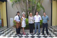 Presentación e inicio de inscripción para la reina de la 23° Fiesta Nacional del #Chamamé y 9° del MERCOSUR #ArribaCorrientes