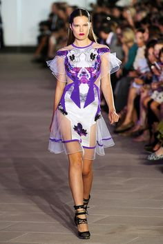 Prabal Gurung so interesting!!