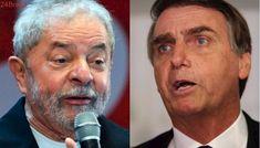 ÚLTIMA PESQUISA DE 2017: Lula encerra 2017 na liderança da corrida presidencial, com Bolsonaro em 2º