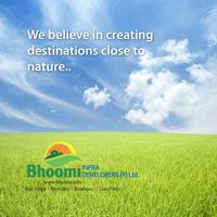 Bhoomi Infra Developers a foremost Real Estate Builders & Developers in Bhopal offers you best residential plots for sale, Best properties for sale in Bhopal.
