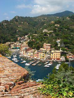 Portofino, Province of Genoa, Liguria region. Italy.
