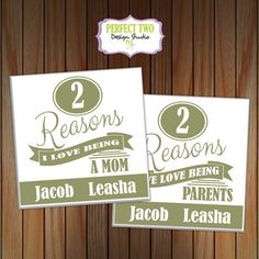 nursery sign  baby wall art parents wood by Perfect2DesignStudio