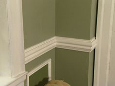DIY how to install chair rail step by step