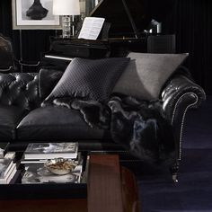 Brook Street Tufted Sofa - Furniture - Products - Products - Ralph Lauren Home - RalphLaurenHome.com