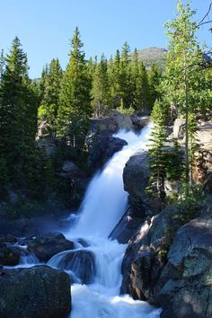 Experience Rocky Mountain National Park off the beaten hiking path.