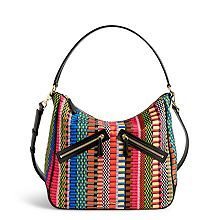 Sometimes you need a slouchy hobo bag. This is that bag. It has just the right amount of organization in the perfect silhouette. Types Of Handbags, Hobo Handbags, Leather Handbags, Shoulder Strap Bag, Wholesale Handbags, Hobo Bag, Vera Bradley, Purses, Organization