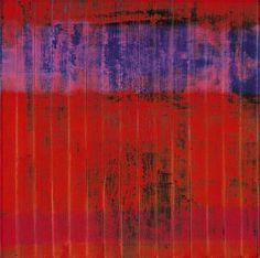 Gerhard Richter, Wand (Wall), 1994, oil on canvas.