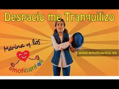 Marina y los Emoticantos: Despacio me Tranquilizo - YouTube Mindfulness For Kids, Mindfulness Activities, Chico Yoga, Spanish 1, Self Control, Teacher Tools, Yoga For Kids, Love My Job, Wellness Tips