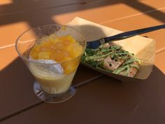 Here's What Happened When We Tried All the Food at Disney California Adventure's Food and Wine Festival   Verlasso Sustainable Salmon Tataki