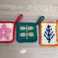 慣れたら模様編みにもチャレンジしてみてください。