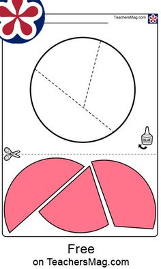 Shapes-Within-Shapes Sorting Puzzle Worksheet Cutting Activities For Kids, Fun Worksheets For Kids, Shapes Worksheets, Preschool Learning Activities, Preschool Worksheets, Learning Shapes, Learning Spanish, Shape Puzzles, Kids Education