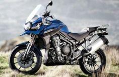Triumph explorer 1200 - Triumph shows off 2012 Speed Triple R ...