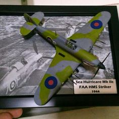 Hawker Sea Hurricane MkIIc
