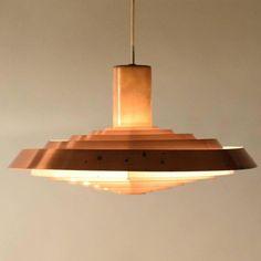 Plate Pendant Lamp by Poul Henningsen for Louis Poulsen 5