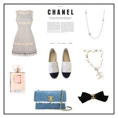 """""""Chanel xoxo"""" by princess-nicole-xoxo on Polyvore featuring Chanel"""