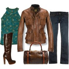 fall style board. more sophisticated and clean - pair with flat boots or ballet flats for a softer look.