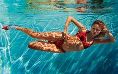 Vogue Paris June/July 2014 Photographers: Inez van Lamsweerde & Vinoodh Matadin Fashion Editor: Emmanuelle Alt