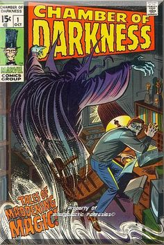 Cover art by John Romita. It's Only Magic!, script by Stan Lee, pencils by John Buscema, inks by John Verpoorten; Tommy steals a spellbook and summons a Djinn who plans to destroy the world. Mr. Craven Buys His Scream House!, script by Denny O'Neil, art by Tom Sutton; Creighton Craven tries to destroy his grandfather's house. Always Leave 'Em Laughing!, script by Gary Friedrich, pencils by Don Heck, inks by Frank Giacoia. Only $23.49 with Free Shipping!