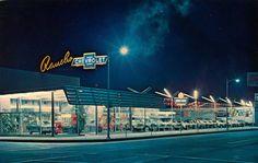 Rancho Chevrolet 7056 Reseda Blvd LA