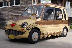 Ghibli Neko Bus