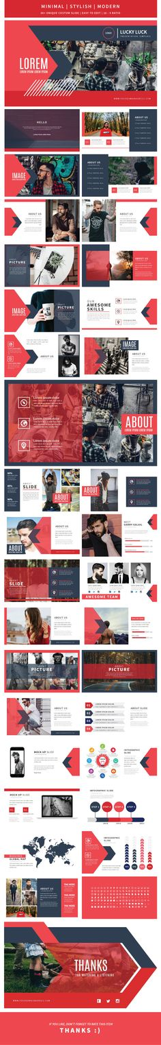 Lucky Luck Keynote Template - Download: https://graphicriver.net/item/lucky-luck-keynote-template/21725777?ref=ksioks