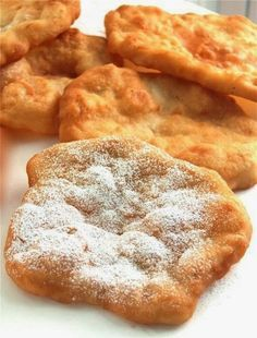 County Fair Fried Dough - Ridiculously easy, ridiculously fast, and ridiculously tasty! I already had all the ingredients in my pantry
