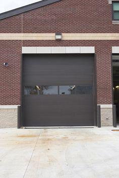 Wayne Dalton Ts200 With Full View Section Wayne Dalton Garage Doors Building