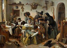 El Museo de Alberto: Cuidado con la lujuria