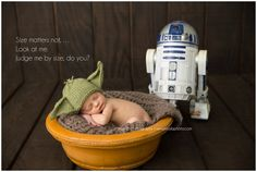 Newborn Boy Photo Shoot | Star Wars Theme | Bay Area Newborn Photographer | Missy B Photography - Missy B Photography www.missybphoto.com