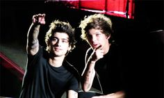 There is every single moment Louis and Zayn's faces become close. | 46 Life-Changing Things That Happen At A One Direction Concert