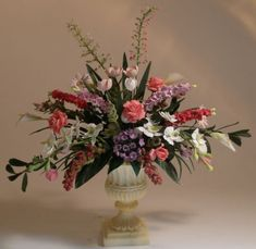 Flower Arrangement #514 by Christine Dell'Anna