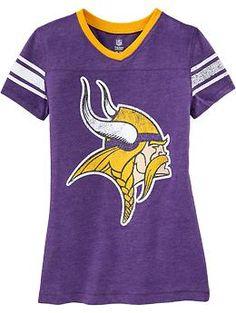 7d408c62a ... Minnesota Pride T-Shirt. Andrew · Clothing · Girls NFL® Football Tees
