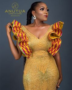 African Lace Styles, Ankara Short Gown Styles, Short African Dresses, African Inspired Fashion, Latest African Fashion Dresses, African Print Dresses, African Print Fashion, Lace Dress Styles, Kente Styles