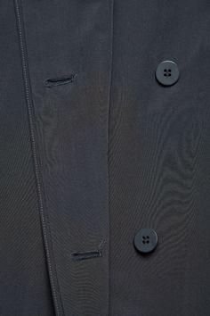 COS   Silk blazer dress